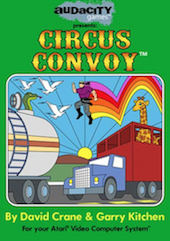 AUDACITY GAMES Circus12