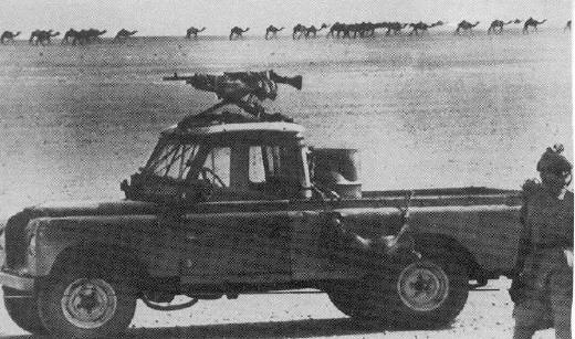 Le cheval de Kadhafi ne boite pas .... Jeep10