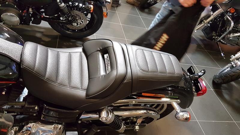 Cherche selle Low rider 20170610