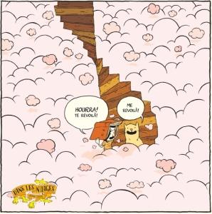 """[chronique] """"Dans les nuages"""" de Jordan Crane Dansle10"""