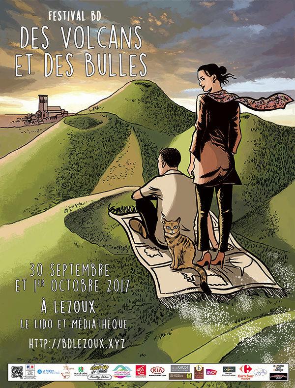 Nouveautés BD & COMICS 2017.39 du 25 au 30 septembre 2017 Festva10