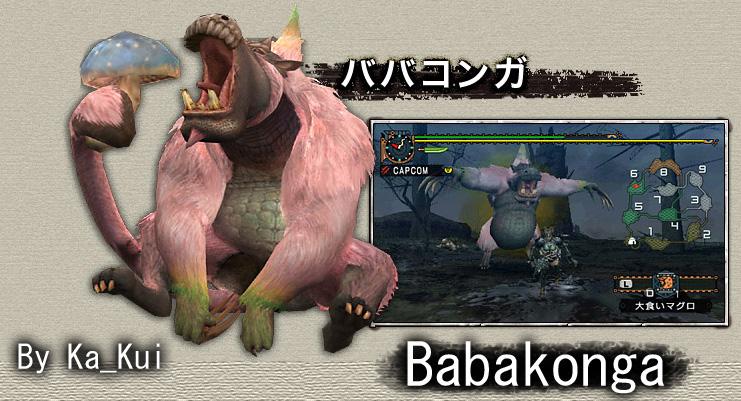 descripciones de los monstruos Babako10