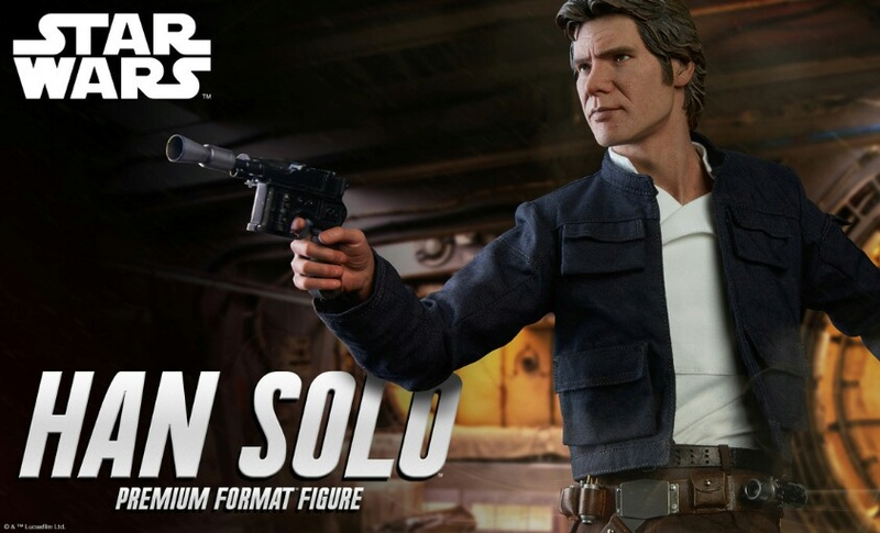Sideshow Collectibles Han Solo Premium Format Figure 1125x611