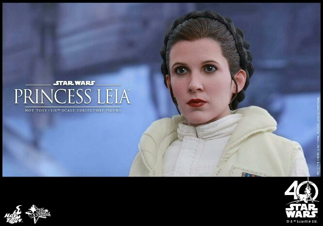 Star Wars: The ESB 1/6th scale Princess Leia Collectible Fig 14939011