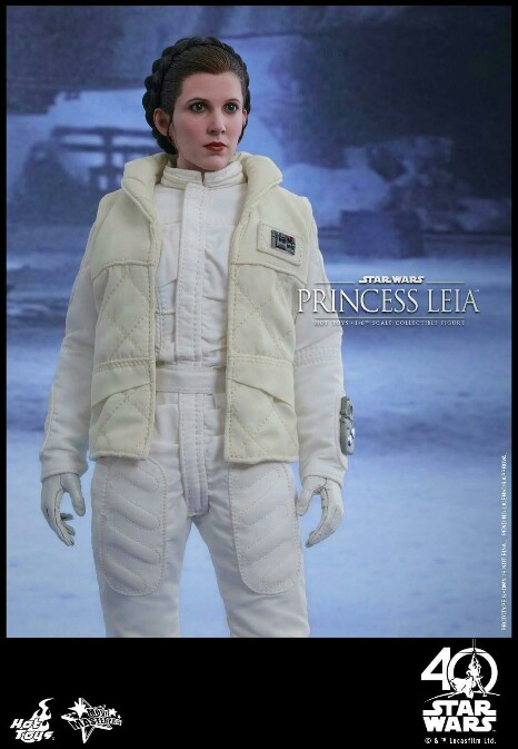 Star Wars: The ESB 1/6th scale Princess Leia Collectible Fig 14939012