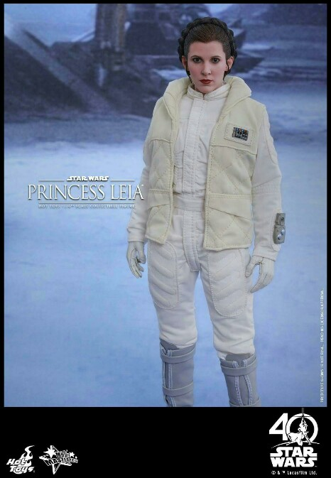 Star Wars: The ESB 1/6th scale Princess Leia Collectible Fig 14939013