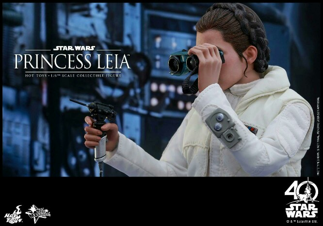 Star Wars: The ESB 1/6th scale Princess Leia Collectible Fig 14939015