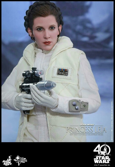 Star Wars: The ESB 1/6th scale Princess Leia Collectible Fig 14939016
