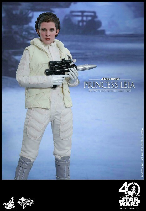 Star Wars: The ESB 1/6th scale Princess Leia Collectible Fig 14939018