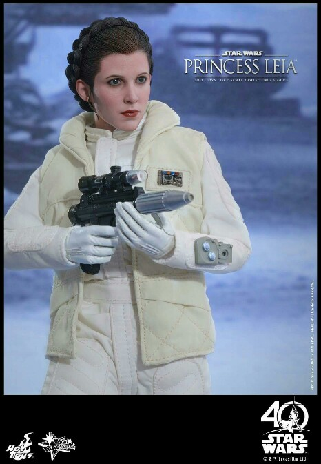 Star Wars: The ESB 1/6th scale Princess Leia Collectible Fig 14939019
