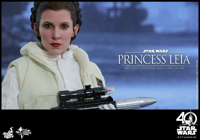 Star Wars: The ESB 1/6th scale Princess Leia Collectible Fig 14939020