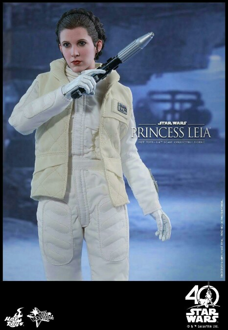 Star Wars: The ESB 1/6th scale Princess Leia Collectible Fig 14939021