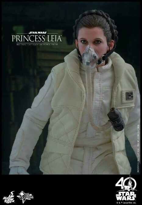 Star Wars: The ESB 1/6th scale Princess Leia Collectible Fig 14939022