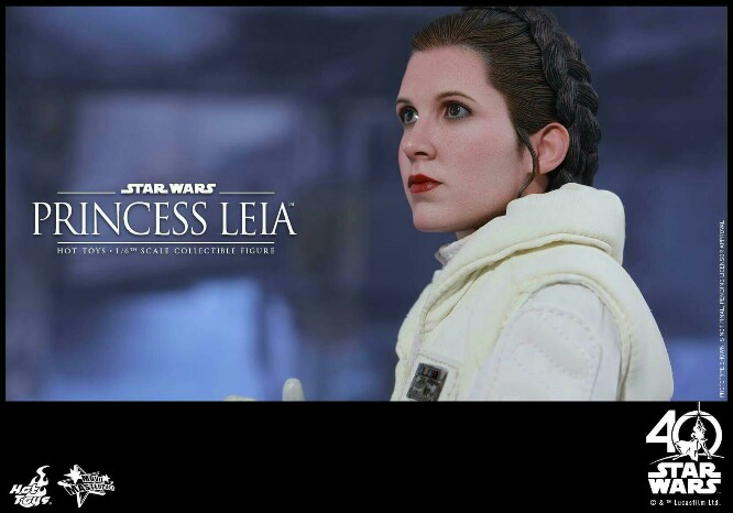 Star Wars: The ESB 1/6th scale Princess Leia Collectible Fig 14939024