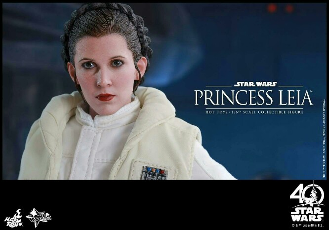 Star Wars: The ESB 1/6th scale Princess Leia Collectible Fig 14939025