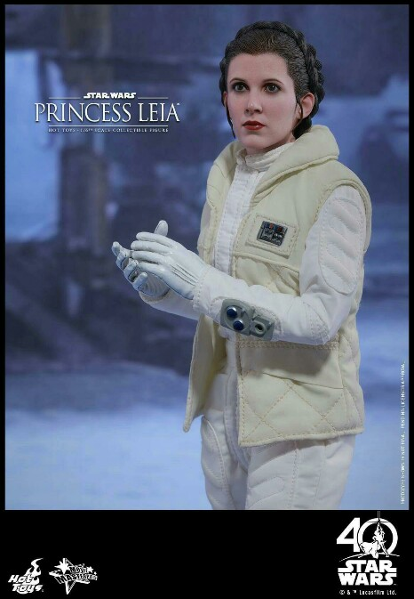 Star Wars: The ESB 1/6th scale Princess Leia Collectible Fig 14939026