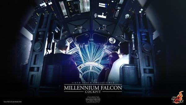Hot Toys 1/6 Scale Millenium Falcon Cockpit 1_6_sc10