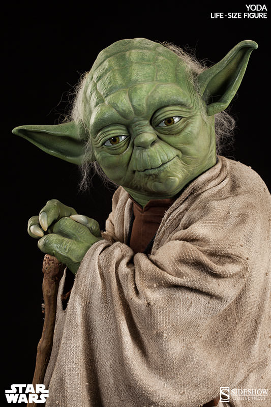 Sideshow Collectibles - Star Wars Yoda Life-Size Figure 27335410