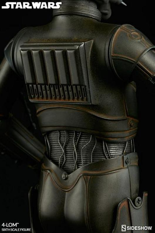 Sideshow Collectibles Star Wars - 4-LOM Sixth Scale Figure  4-lon_20