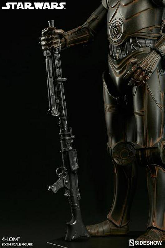 Sideshow Collectibles Star Wars - 4-LOM Sixth Scale Figure  4-lon_22