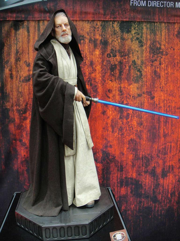 Sideshow - Obi-wan Kenobi - Legendary Scale Figure  59852910