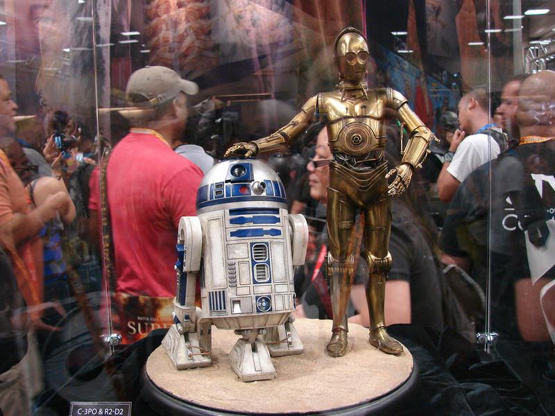 Sideshow - C3PO & R2D2 - PF - Premium Format 2011 93726110