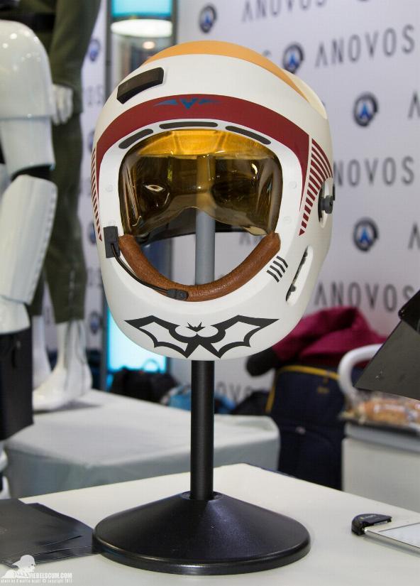 ANOVOS STAR WARS - Y-Wing Pilot Ensemble & Helmet Ano_yw10