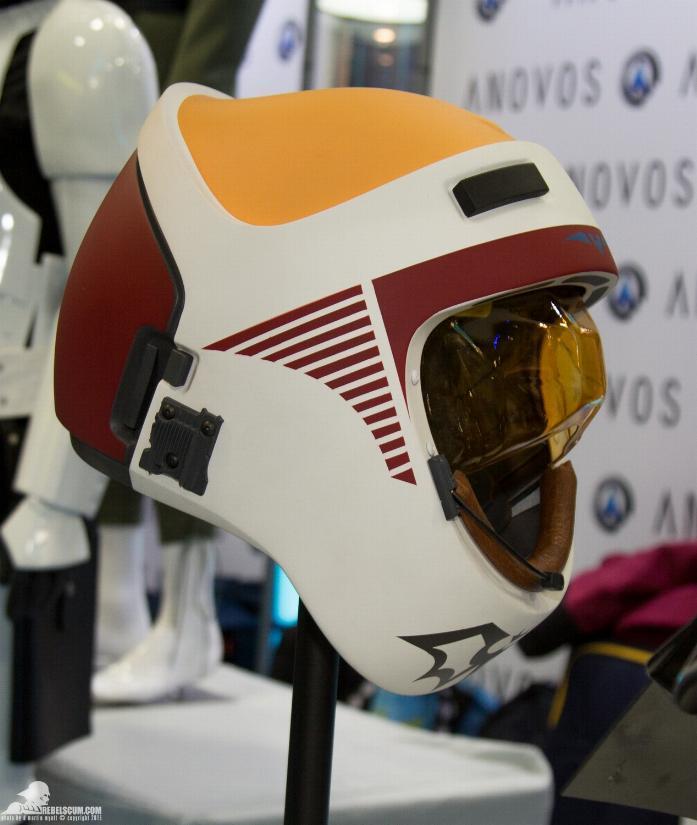 ANOVOS STAR WARS - Y-Wing Pilot Ensemble & Helmet Ano_yw11