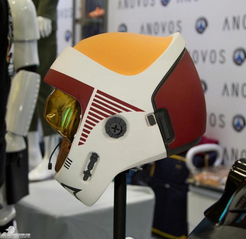ANOVOS STAR WARS - Y-Wing Pilot Ensemble & Helmet Ano_yw12