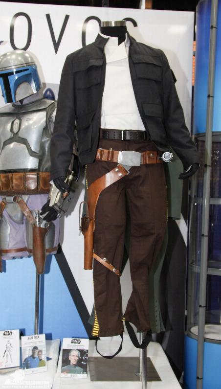 Anovos - Star Wars Han Solo costume ESB Anovos17