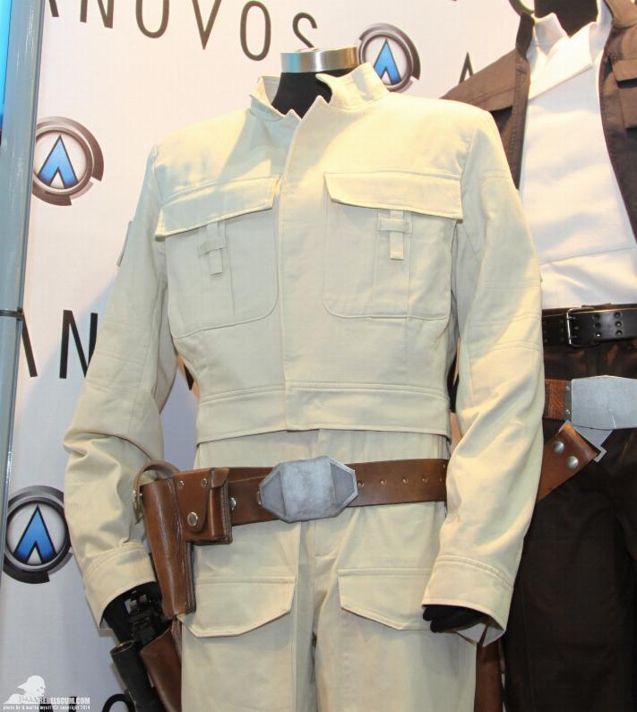 Anovos - Star Wars - Luke Skywalker Bespin Fatigues ESB Anovos21