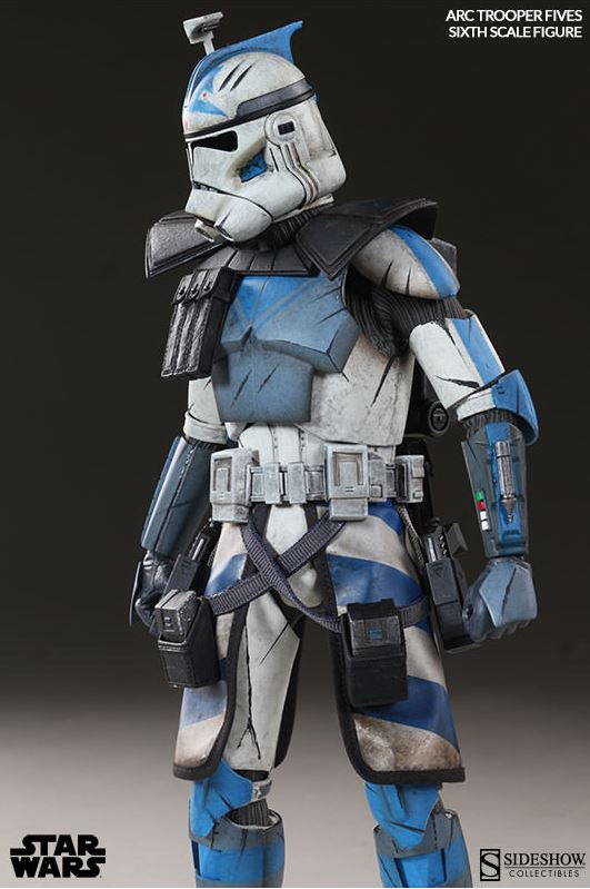 Sideshow Arc Clone Troopers Echo & Fives Sixth Scale Figures Arc-cl18
