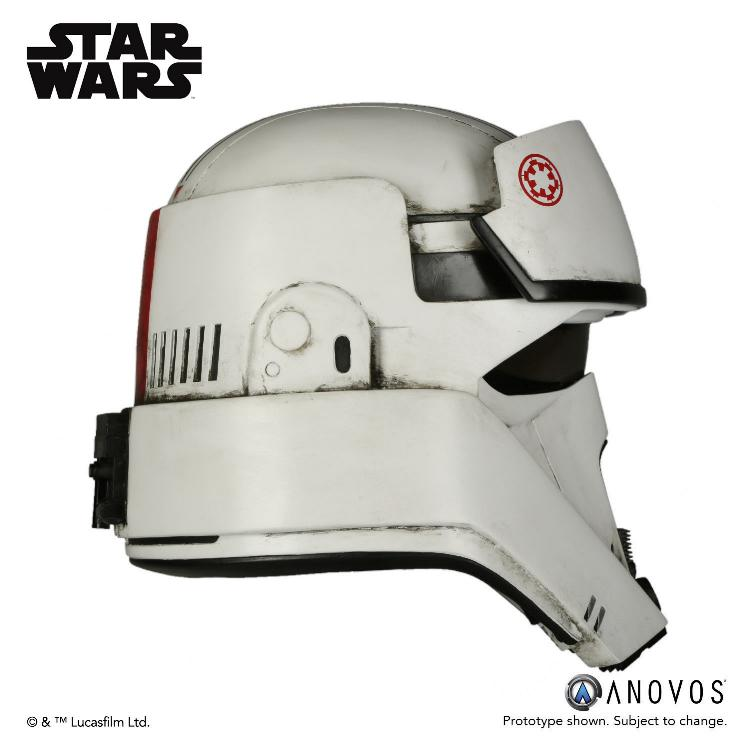 ANOVOS STAR WARS ROGUE ONE AT-ACT Driver Helmet Accessory At-act11