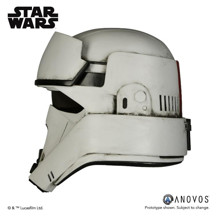 ANOVOS STAR WARS ROGUE ONE AT-ACT Driver Helmet Accessory At-act12