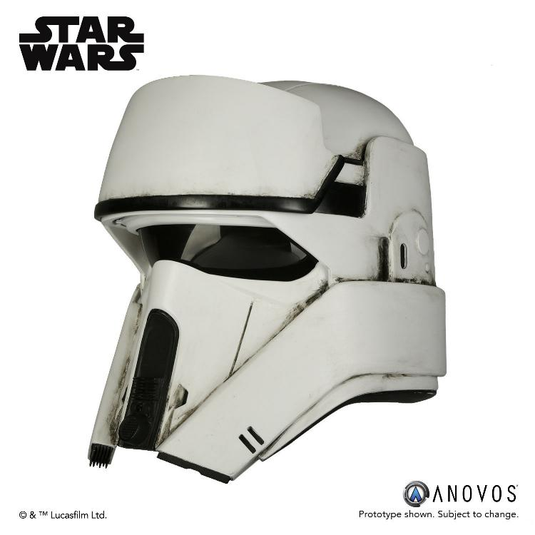 ANOVOS STAR WARS ROGUE ONE AT-ACT Driver Helmet Accessory At-act13