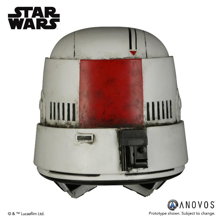 ANOVOS STAR WARS ROGUE ONE AT-ACT Driver Helmet Accessory At-act16