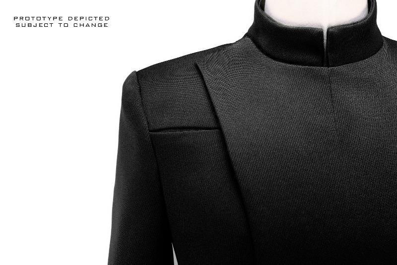 ANOVOS STAR WARS - Men's Imperial Officer - Black Uniform Az10