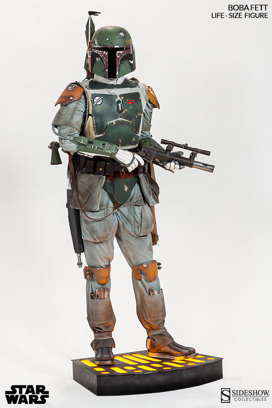 Star Wars - Sideshow - The Boba Fett Life-Size Figure - Page 2 Boba-f33