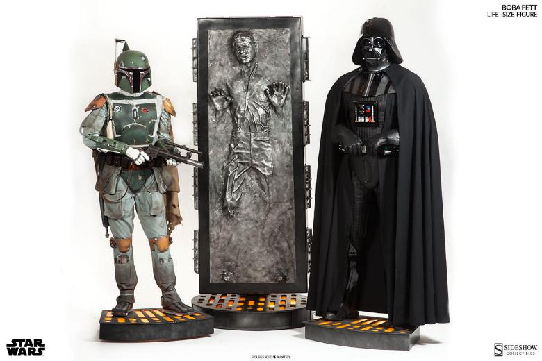 Star Wars - Sideshow - The Boba Fett Life-Size Figure - Page 2 Boba-f34