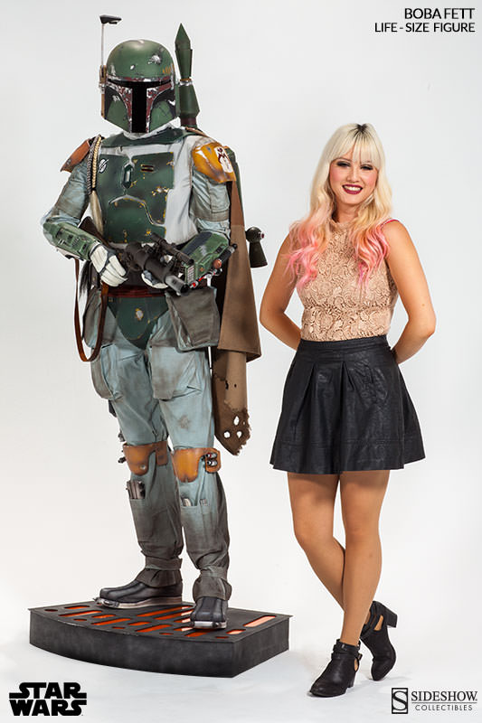 Star Wars - Sideshow - The Boba Fett Life-Size Figure - Page 2 Boba-f35
