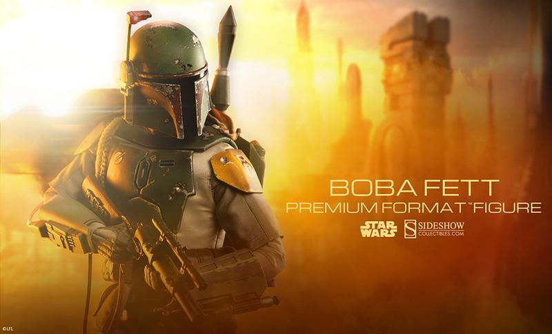 Sideshow - Boba Fett Premium Format Figure Bobafe32