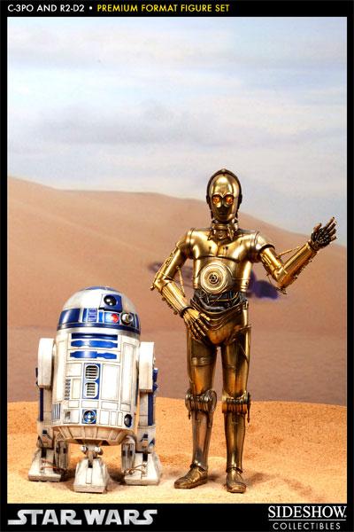 Sideshow - C3PO & R2D2 - PF - Premium Format 2011 - Page 2 C3po-r14