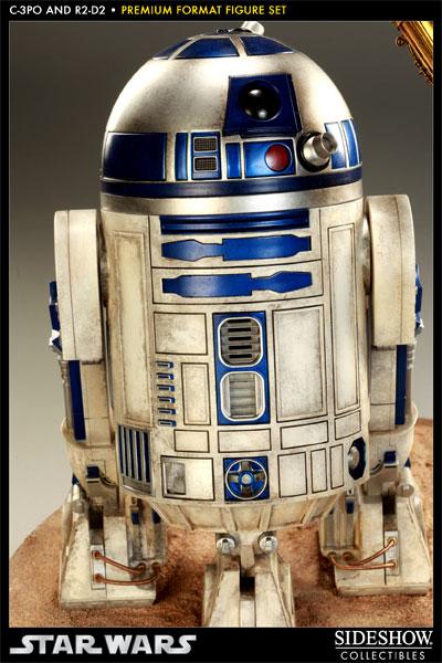 Sideshow - C3PO & R2D2 - PF - Premium Format 2011 - Page 2 C3po-r15