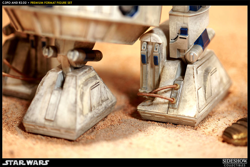 Sideshow - C3PO & R2D2 - PF - Premium Format 2011 - Page 2 C3po-r16