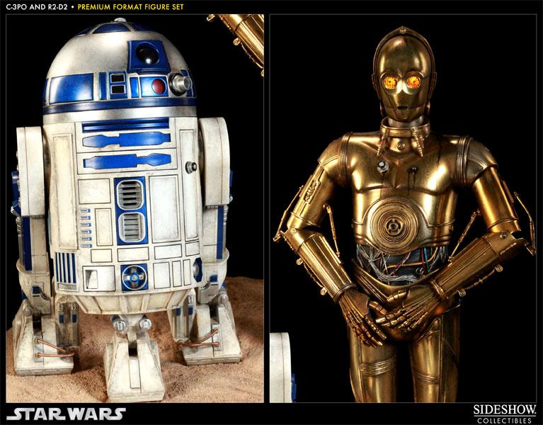Sideshow - C3PO & R2D2 - PF - Premium Format 2011 - Page 2 C3po-r18