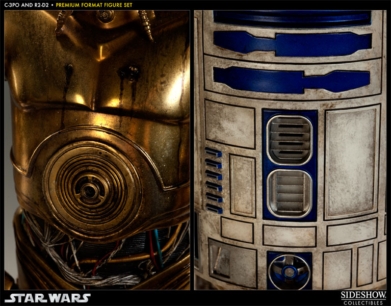 Sideshow - C3PO & R2D2 - PF - Premium Format 2011 - Page 2 C3po-r19