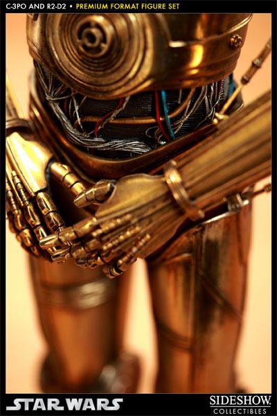 Sideshow - C3PO & R2D2 - PF - Premium Format 2011 - Page 2 C3po-r20