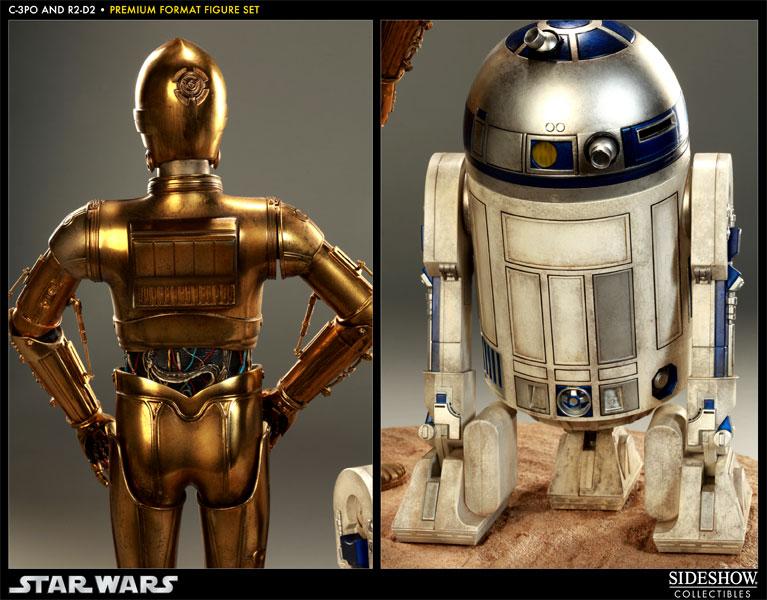 Sideshow - C3PO & R2D2 - PF - Premium Format 2011 - Page 2 C3po-r21