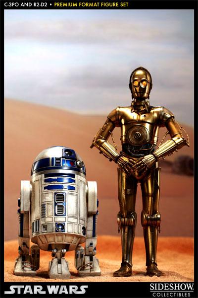 Sideshow - C3PO & R2D2 - PF - Premium Format 2011 - Page 2 C3po-r23