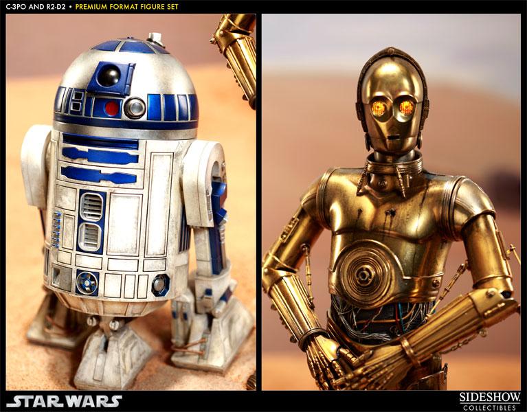 Sideshow - C3PO & R2D2 - PF - Premium Format 2011 - Page 2 C3po-r24